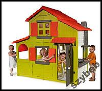 Детский Домик двухэтажный Smoby 320023