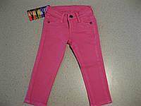 Детские джинсы модные цветные для девочек . Турция  1,3,4,5