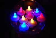 Плавающие светодиодные свечи