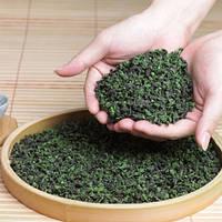 Зелёный чай те гуаинь, новый вкус с каждой заваркой, яркий весенний аромат, вакуумный пакет 75 г / банка 40 г