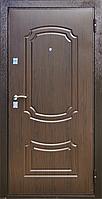 Двери ПРЕМИУМ класс - Б7 (орех лесной)