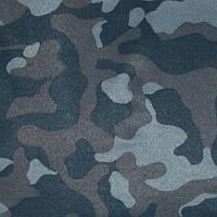 Плащевая ткань 28020 Грета-2 (Ч) камуфлированная рисунок город 2811 150 см ПЛ 222 г/м2