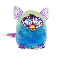 Интерактивная игрушка Ферби Бум Кристалл Furby Boom Crystal (Зелено-голубой)