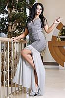 Вечернее  платье в пол Меdini! XL(50-52р)