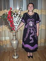Хлопковое индийское платье LD06