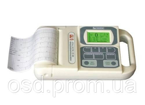Электрокардиограф ЭК12Т-01-«Р-Д» с программой на ПК ArMaSoft-12-Cardio
