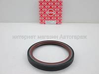 Уплотняющее кольцо, сальник коленвала задний, на Рено Трафик 01-> 1.9dCi — Elring (Германия) - 711720