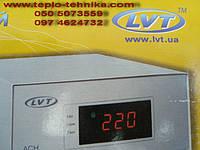 Стабилизатор бытовой LVT , модель АСН-300 Н, стабилизатор напряжения бытовой для телевизора