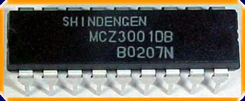 Микросхема MCZ3001DB