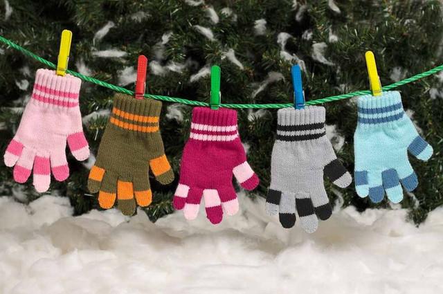 Перчатки, варежки детские-подростковые