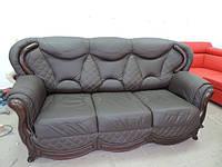Шкіряні дивани. кожаная мебель.