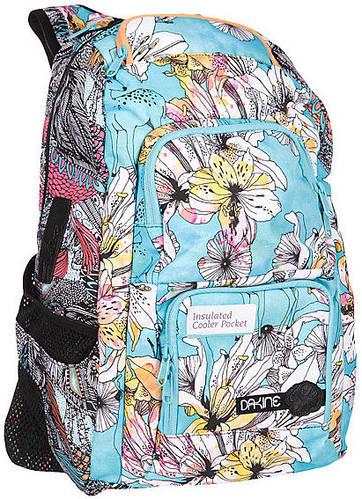 Женский рюкзак для города с принтом Dakine Jewel 26L Rogue 610934829020 голубой
