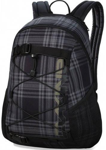Мужской городской рюкзак Dakine Wonder 15L Columbia 610934843248 серый