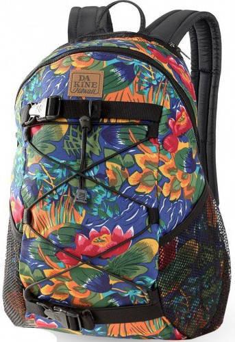 Мужской городской рюкзак Dakine Wonder 15L Higgins 610934843262 синий