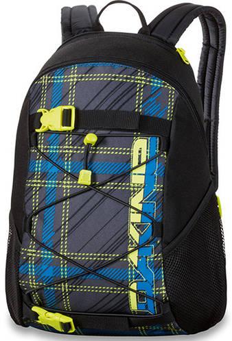 Современный городской мужской рюкзак Dakine Wonder 15L Mazama 610934866988 черный