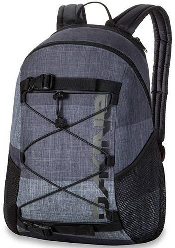 Городской мужской рюкзак Dakine Wonder 15L Pewter 610934866995 серый