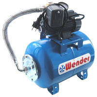 Насосная станции для воды, дачи, купить | Насос вихревой QB 80 (0,6 кВт) Hmax-60м, Qmax - 3м3