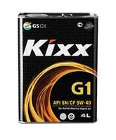 Kixx g1 5w40 4л