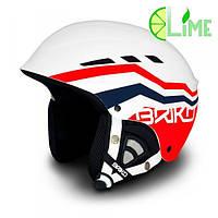 Шлем горнолыжный BOOM CASCO SCI BlueWhiRed