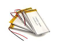1000mAh 3.7v 352772 Аккумулятор 1000мАч для китайских телефонов, PSP, MP3 устройств