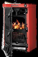 Котел на дровах RODA Brenner Max ВМ - 10  (95 кВт)
