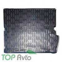 Aileron Резиновый коврик в багажник Honda Pilot 5-ти местный