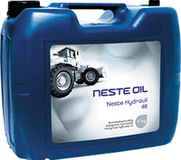 Масло гидравлическое Neste Hydrauli 46 (HVLP) 20л
