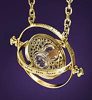Позолоченный кулон «Маховик времени» Гарри Поттер (Time-Turner)