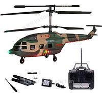 Вертолет на радиоуправлении, с гироскопом