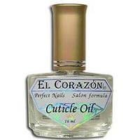 Масло для кутикулы с ароматом земляники El Corazon Nail Care Cuticle Oil №405 (16 мл)