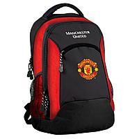 Рюкзак Manchester United 813, ортопедический для школы и города, фото 1