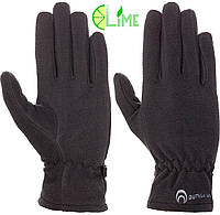 Перчатки флисовые, Outwear black