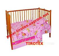 Детское постельное в кроватку«Винксы»