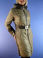 Пальто женское весеннее, плащ DEIFY-015 (разм: XL-5XL) DEIFY, PEERCAT, SYMONDER, COVILY, DECENTLY