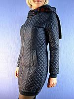 Куртка длинная стеганная женская BR-24045 (разм: L-4XL) DEIFY, PEERCAT, SYMONDER, COVILY, DECENTLY