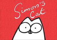 """Магнит сувенирный """"Simon's Cat"""" 01"""