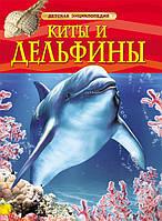 """Детская энциклопедия """"Киты и дельфины"""""""