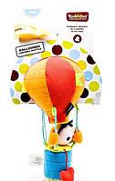 Игрушка - погремушка Человечек на воздушном шаре Yookidoo 40122  EUT/60-642