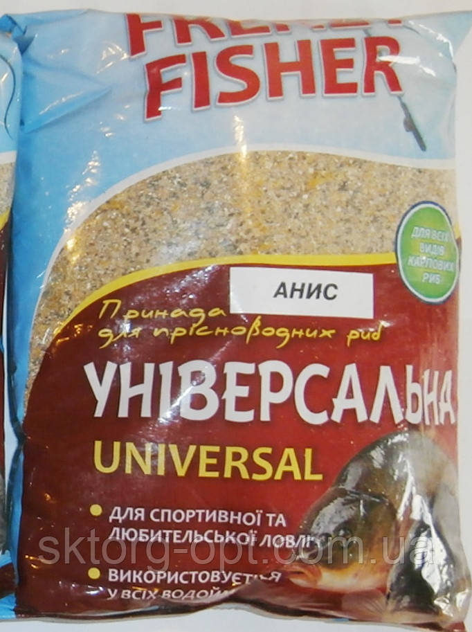 анис прикормка рыбы