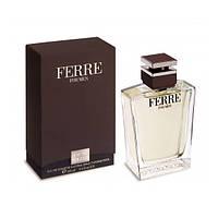 Мужские ароматы Ferre for Men Gianfranco Ferre (солидный, элегантный, сексуальный, аромат)