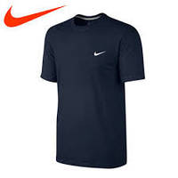 Nike (Найк) мужская спортивная футболка