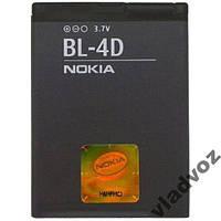 Аккумулятор Nokia BL-4D E7, N8, N97, E5 AAA