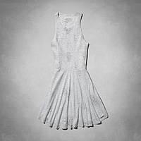 Серое платье Abercrombie&Fitch