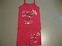 Детский комплект с шортиками для девочки производство Турция -Biyoteks
