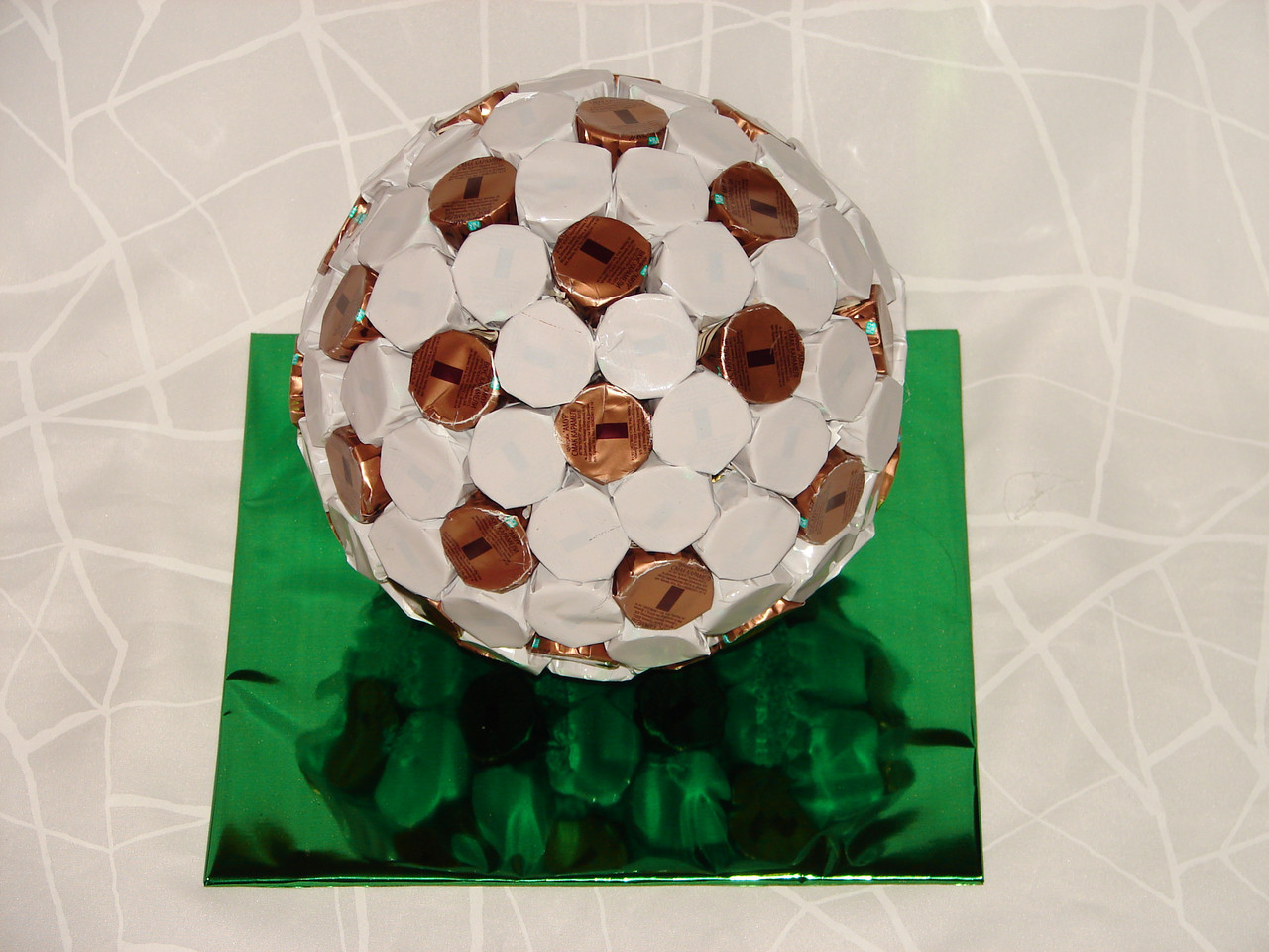 Футбольные сувениры своими руками