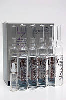 Nouvelle Kapillixine Clean Drops Средство против перхоти с маслом эвкалипта в ампулах, 10 x 10 мл