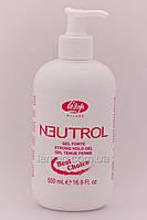 LISAP Neutrol Strong Hold Gel Гель сильной фиксации, 500 мл