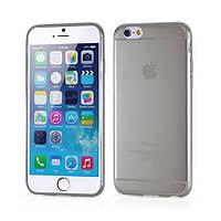 """Тонкий силиконовый чехол для iPhone 6 4.7"""" 0.3 мм"""