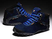 Замшевые мужские кроссовки Gucci Tianlun 3 цветов