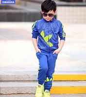 Спортивный костюм (кофта + штаны) Adidas для девочки и мальчика